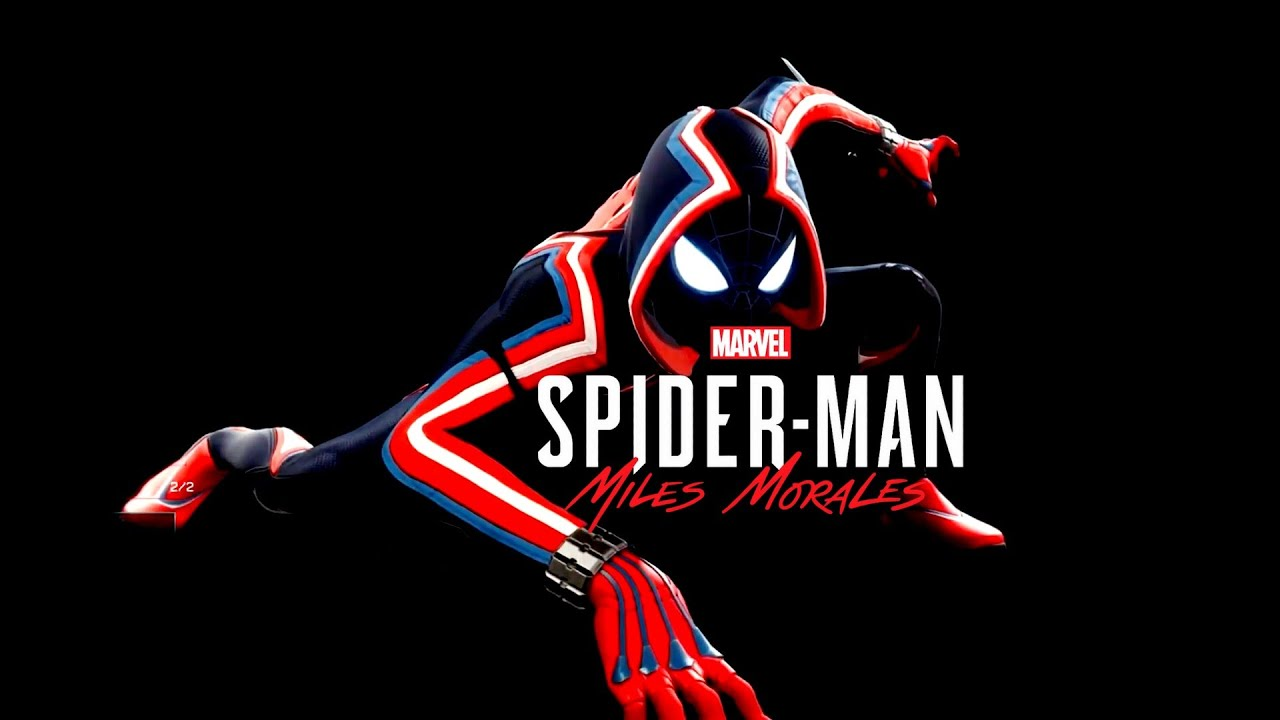 Spider Man Miles Morales All Suits and Outfit Showcase