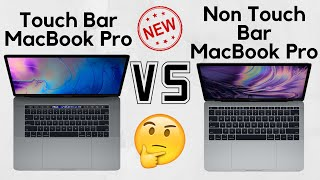 Should you get the MacBook Pro with or without Touch Bar?