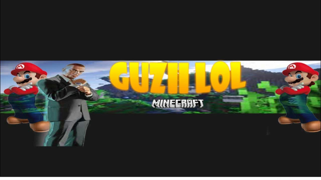 Baner Para Guzii Lol Espero Te Guste Youtube