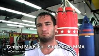 Gegard Mousasi Taks About His Injury and UFC