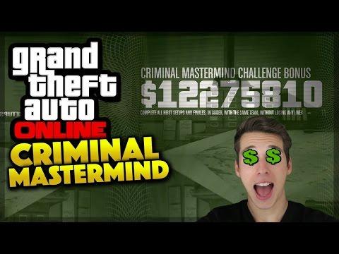BENIIPOWA - 12 ÓRÁS GTA 5 LIVE! ( Criminal Mastermind Kihívás )