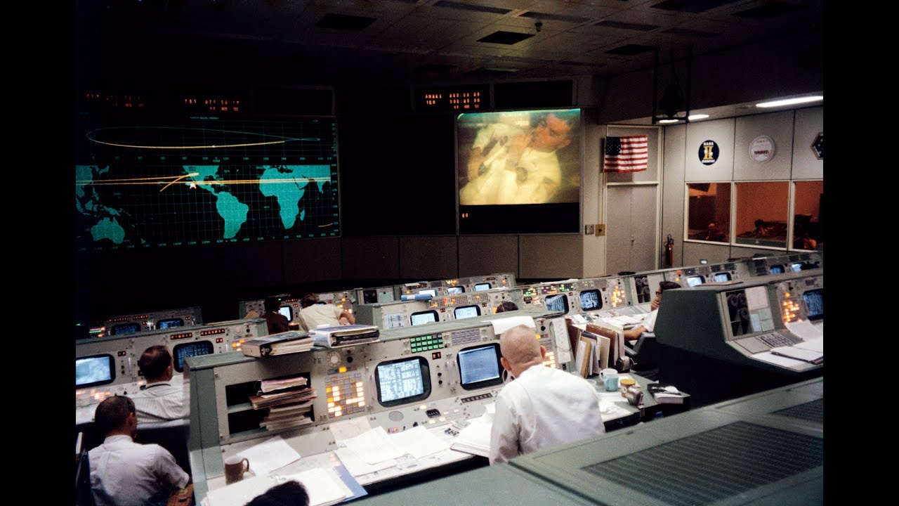Campaign launched to restore NASA's historic mission control room