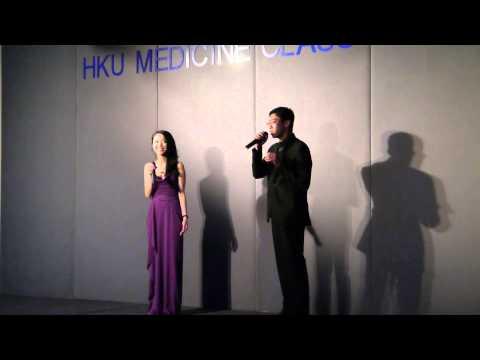 Graduation Dinner Singing Performance