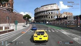 Gran Turismo 6 PS3 Walkthrough/Gameplay HD 1080p Part 3