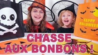 [VLOG] Chasse d'Halloween aux bonbons & Surprise de fin - Studio Bubble Tea tricks or treats
