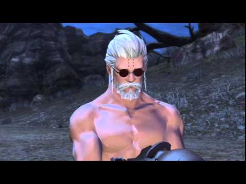 Hildibrand's father Godbert, the most powerful Primal - FFXI