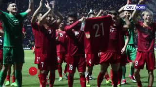 Xúc động: Đội tuyển Việt Nam dành tặng chiến thắng Thái Lan cho Trần Đình Trọng