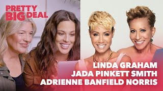 All Things Motherhood with Jada Pinkett Smith...and Our Moms! | Pretty Big Deal with Ashley Graham