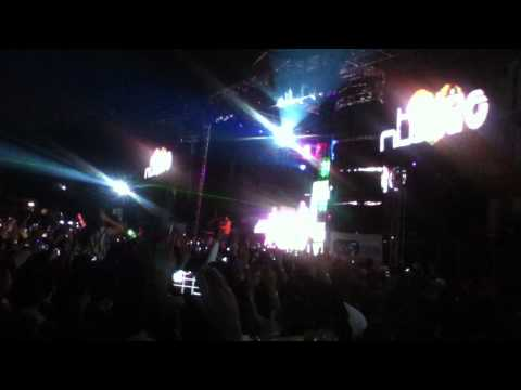 Dash Berlin - Fix You @ Six Flags Mexico