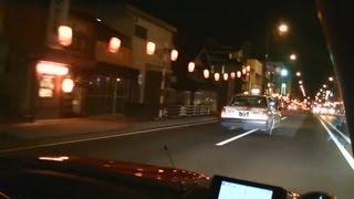 レガシィ車載 仙台市折立 作並街道からSEIYU燕沢店まで GZ-E265 FHD車載動画