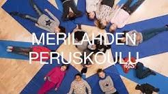 Merilahden koulun kielivideo