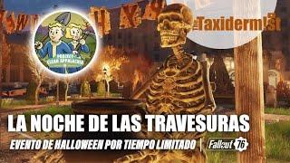 ¡Primer intento! · La Noche de las Travesuras (Halloween 2019)   Fallout 76