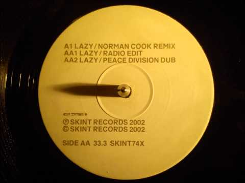 X-press 2 - Lazy ( Peace Division Dub )