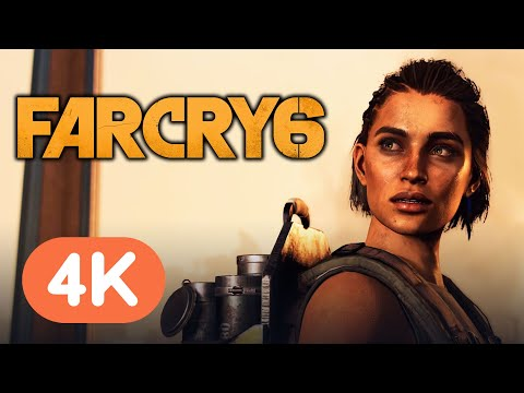 Far Cry 6 - Official Gameplay Trailer (4K)