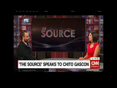 Commission on Human Rights Chito Gascon explains the CHR's mandate