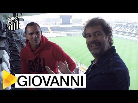 Universo Santástico com o ídolo Giovanni | BLOCO 2
