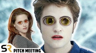 Twilight Pitch Meeting