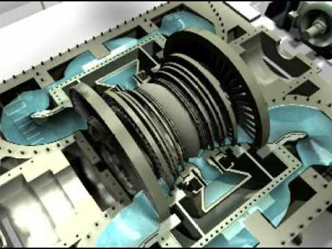 turbina de vapor CFE