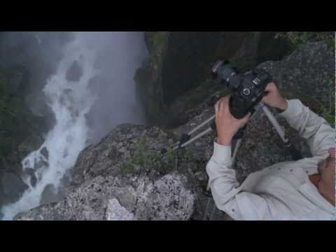 Yosemite Nature Notes - Behind the Scenes: Moonbows