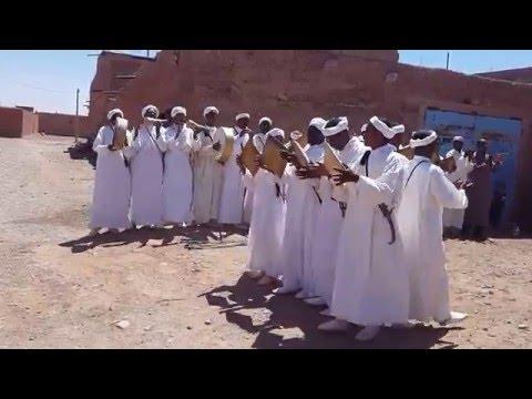folklor zagora maroc  grop 2016