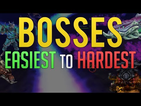Ranking All Runescape Solo Bosses Easiest To Hardest