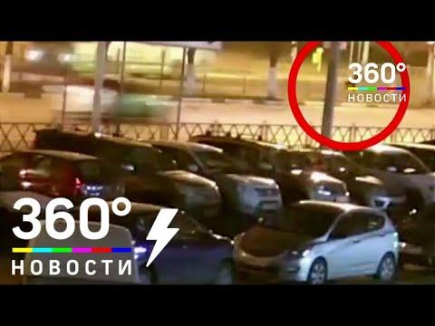 Момент страшного ДТП в Ярославле зафиксировала камера наблюдения - СМИ2