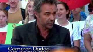'Pirate Master' Cameron Daddo (CBS News)
