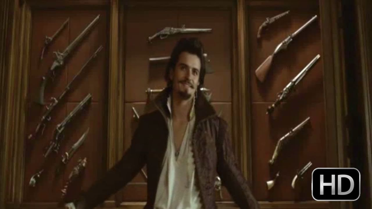 The Three Musketeers 3d Trailer 3 Youtube