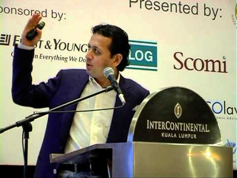 Session 2 and Session 3 Scomi's Mumbai Monorail Experience by En Shah Hakim Zain (CEO of Scomi Group