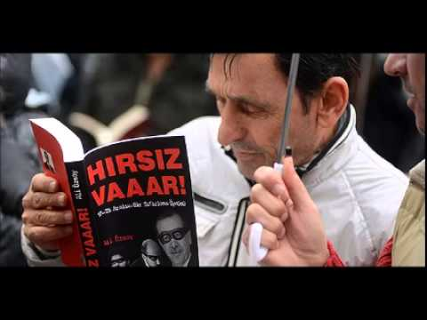 Two-year jail sentence sought for author of 'Hırsız Vaaar'