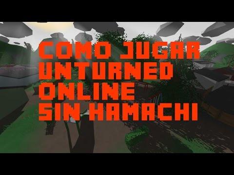 Como jugar unturned online sin hamachi Tutorial Facil y Rapido