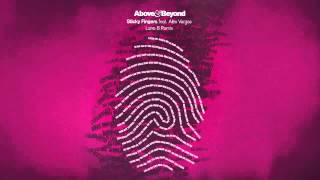 Above & Beyond - Sticky Fingers feat. Alex Vargas (Lane 8 Remix)