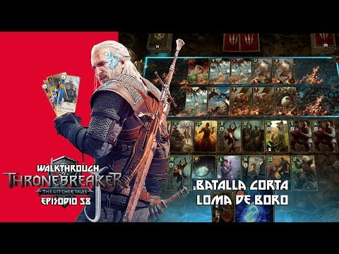 Thronebreaker: The Witcher Tale | Walkthrough | Episodio 58 - Batalla Corta | Loma de Boro thumbnail