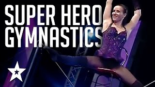 10 Amazing Gymnastics / Balancing Acts on Got Talent | Got Talent Global