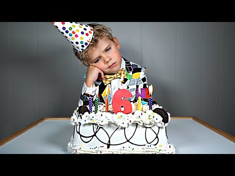 Download No one came to Tydus Birthday Party *So Sad*