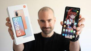 Xiaomi Redmi Note 10 Pro   Unboxing & Full Tour