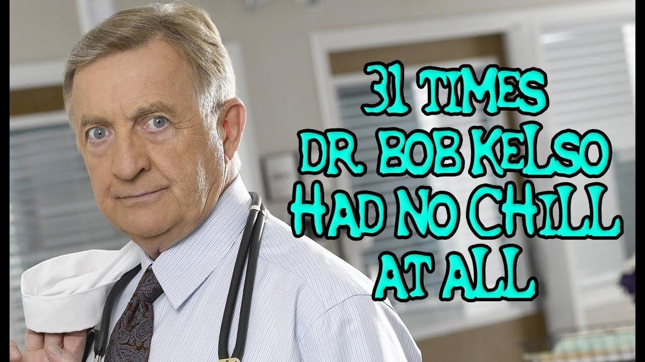 Dr Bob Kelso