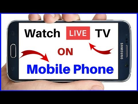How to watch Live TV on Android Mobile Phone - Watch Live Cricket Match Streaming - Urdu Hindi