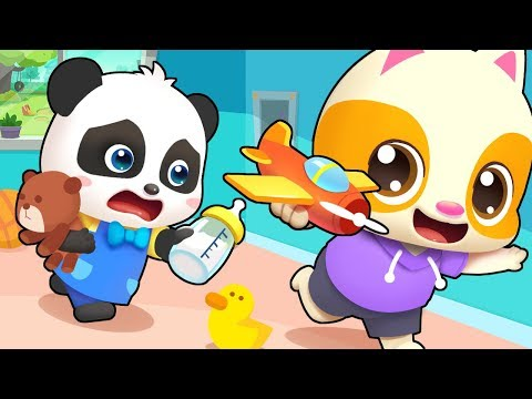 My Baby Song | Nursery Rhymes | Kids Songs | Kids Cartoon | BabyBus