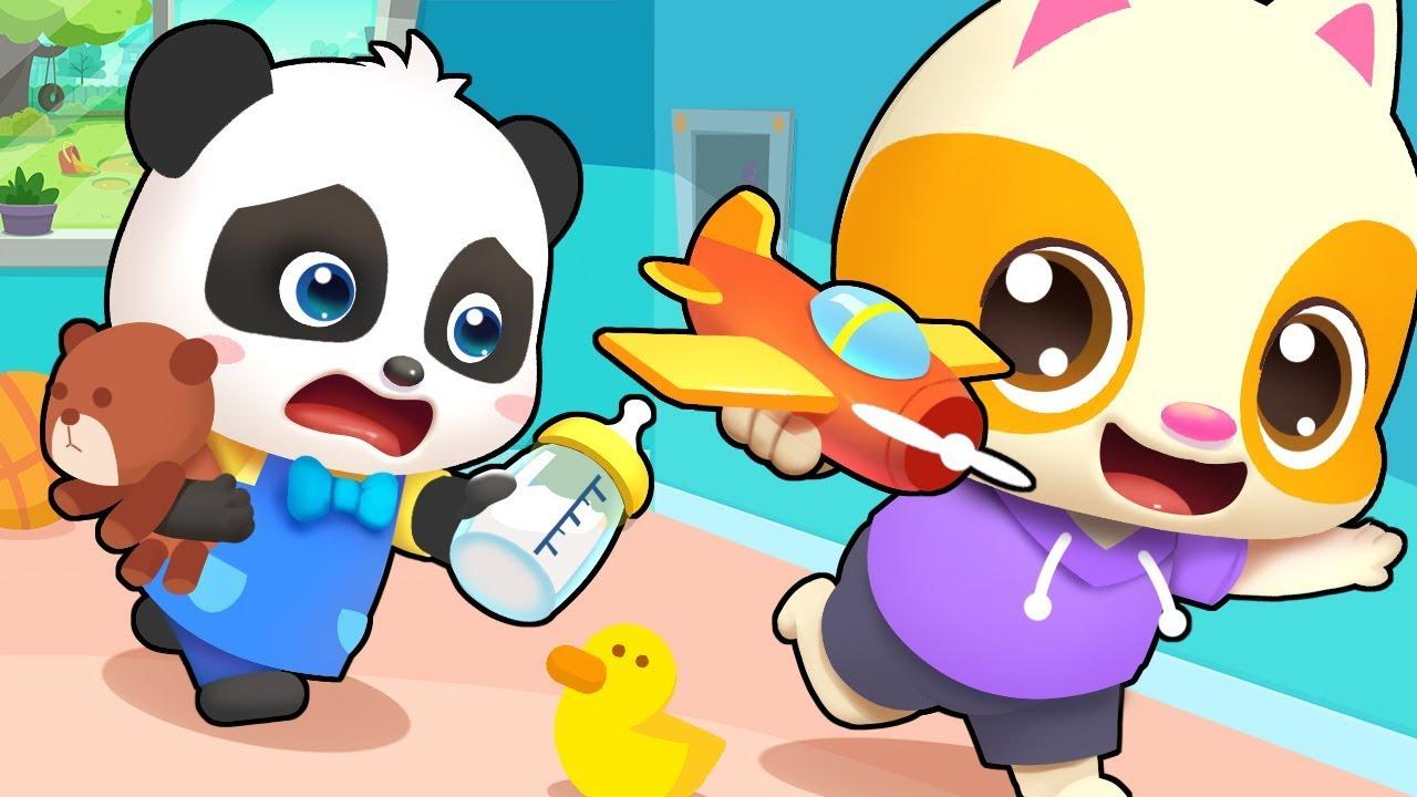 My Baby Song | Nursery Rhymes | Kids Songs | Kids Cartoon | BabyBus