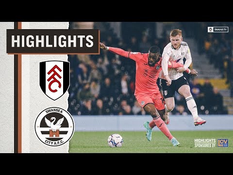Fulham Swansea Goals And Highlights