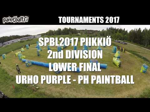 PH Generations vs Urho purple - Lower Final - SPBL2017 Piikkiö