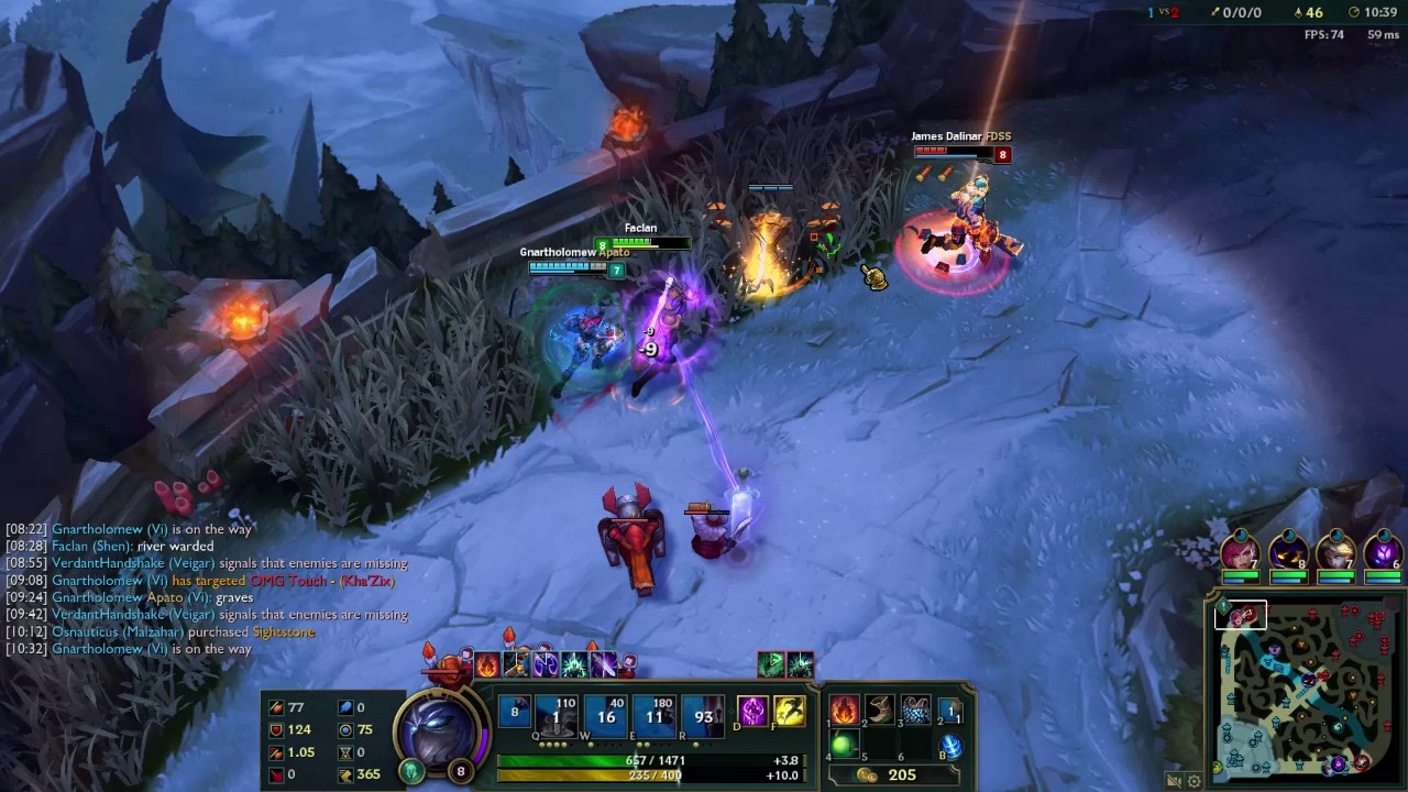 lol how to play shen top