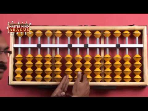 Introduction Of Abacus By Master Mind Youtube