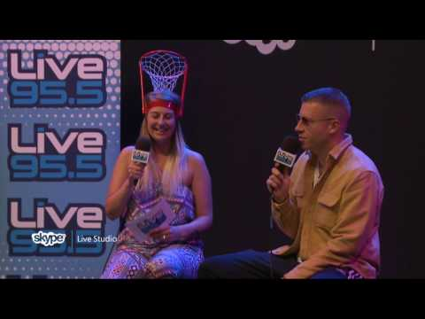 Macklemore - Interview (Live 95.5)
