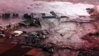 Japan tsunami,earthquake damage in Japan,live video,raw footage Japan earthquake,Ron Bell Reno