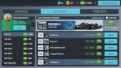 Motorsport manager online 1st in the world on global rankings this season