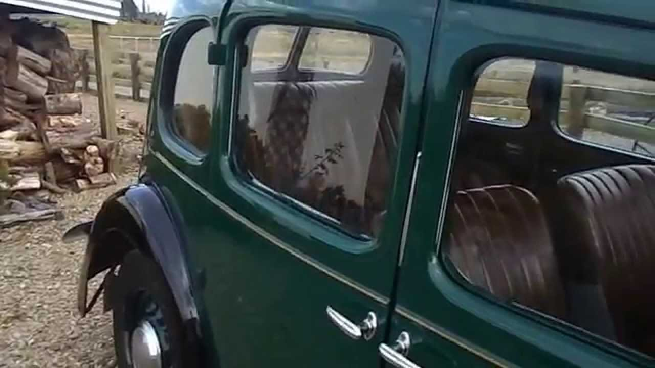 Austin Ascot Waimak Classic Cars New Zealand Youtube