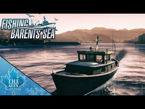 Fishing: Barents Sea #2 - The first real Haul - English Gameplay Press release Version