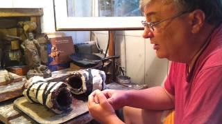 Изготовление восковой модели для литья из бронзы в домашних условиях. Часть 1(, 2013-09-01T07:08:06.000Z)